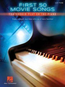 Bladmuziek piano beginners