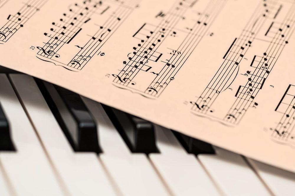 Bladmuziek piano downloaden
