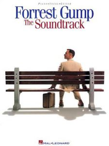 Filmmuziek piano songbook Forrest Gump