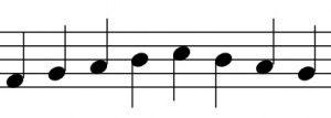 Noten leren lezen piano hoge lage noten 1
