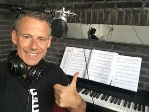 Online piano cursus Pianoles van Rene