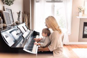 Online pianoles cursus thuis les