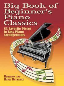Pianoboek beginners piano klassiek bladmuziek