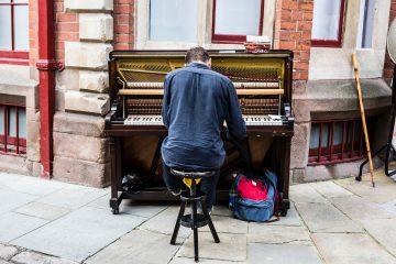 Piano leren spelen zonder noten