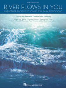 Bladmuziek piano filmmuziek River Flows In You