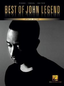 Bladmuziek piano pop John Legend