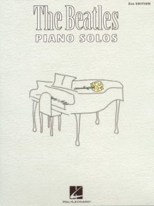 Bladmuziek piano pop The Beatles piano solos