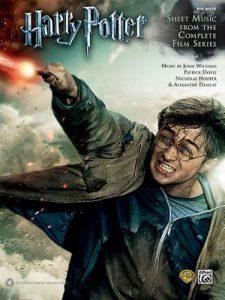 Filmmuziek piano Harry Potter bladmuziek