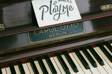 piano oefenen