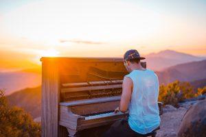 Piano vakantie