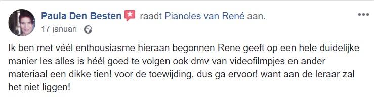 Pianles van René