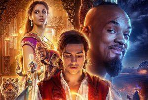 Bladmuziek piano A Whole New World Aladdin