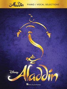 Bladmuziek piano A Whole New World Aladdin songbook