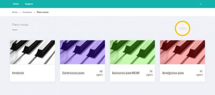 Online piano cursus PianoPro