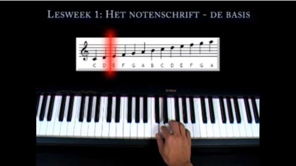 Review PianoPro noten leren lezen
