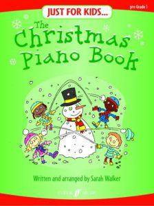 pianoboek kerst