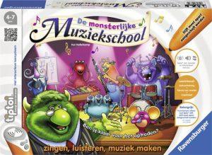 Thuisblijf tips corona kinderen De Monsterlijke Muziekschool