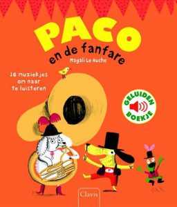 thuisblijf tips corona Paco en de fanfare