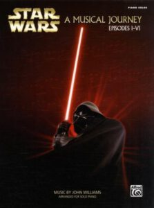 Bladmuziek piano Star Wars