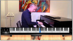 Bladmuziek piano kinderliedjes