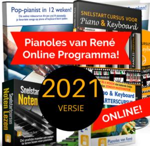 Pianoles van Rene review 2021