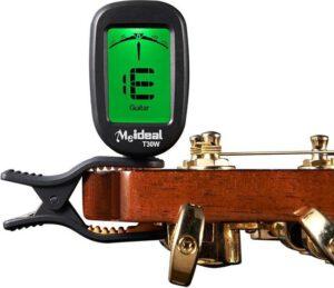 digitaal stemapparaat clip on gitaar