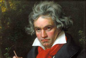 Bladmuziek piano Beethoven