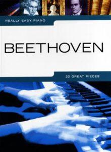 Beethoven Really Easy Piano