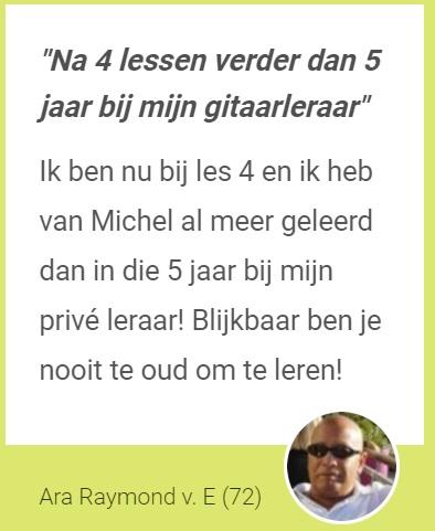 Gitaarles.nl review 2