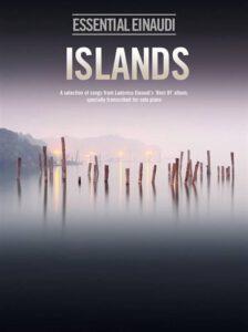 Bladmuziek piano Ludovico Einaudi Islands