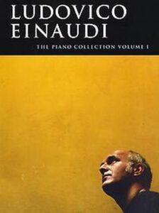 Bladmuziek piano Ludovico Einaudi The Piano Collection Volume 1