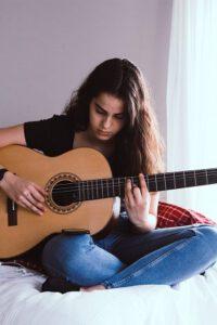 Barre gitaar akkoorden beginner