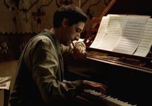 Bladmuziek The Pianist