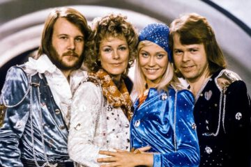 Bladmuziek piano ABBA