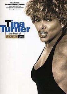 Bladmuziek piano Tina Turner musical
