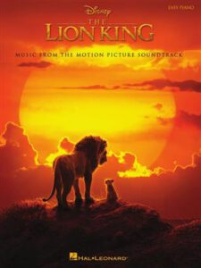 Lion King songbook