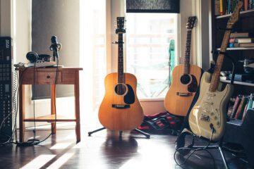 gitaarstandaard