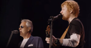 Bladmuziek piano perfect ed Sheeran Andrea Bocelli