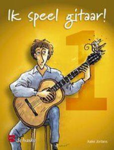 Gitaarboek voor beginners Ik speel gitaar