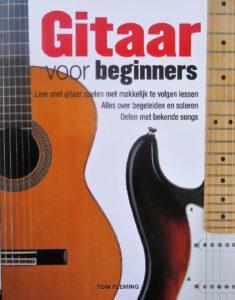 Gitaarboek voor beginners Tom Fleming