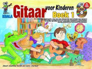 Gitaarboek voor beginners gitar voor kinderen boek 1