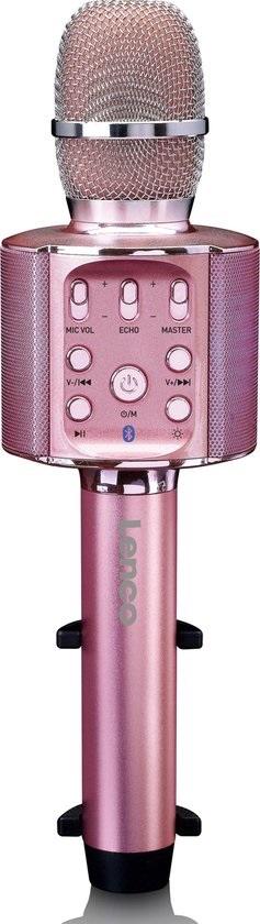 Karaoke microfoon LED bluetooth