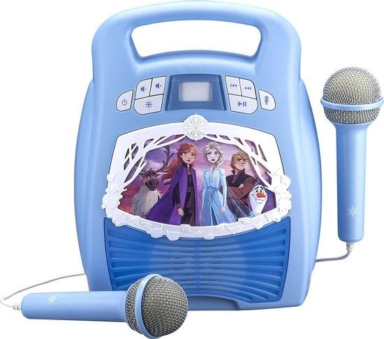 Kinder karaokeset Frozen