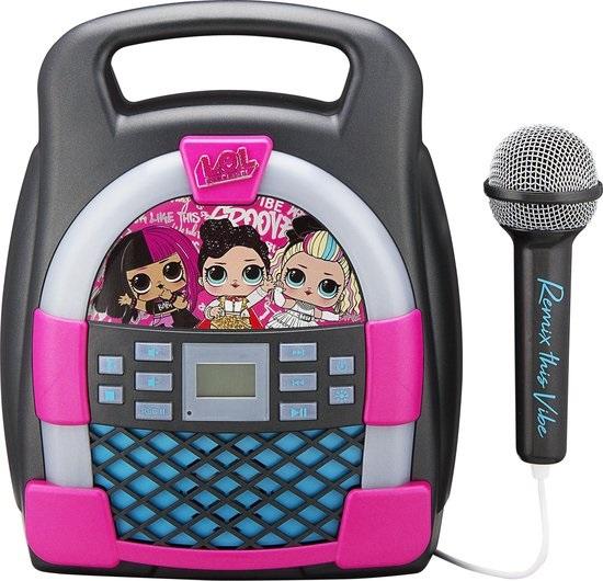 Kinder karaokeset Surprise