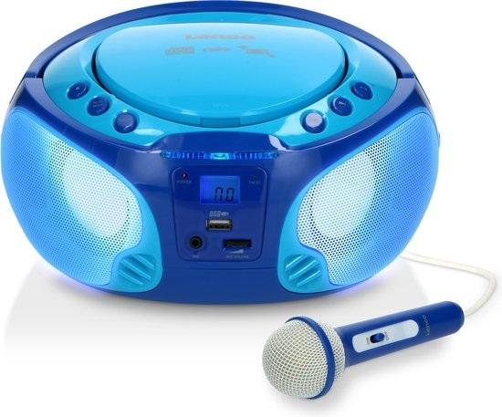 Kinder karaokeset radio cd speler