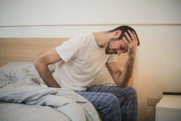 Stress symptomen slecht slapen