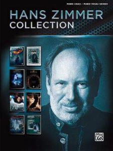 Bladmuziek piano Hans Zimmer Collection